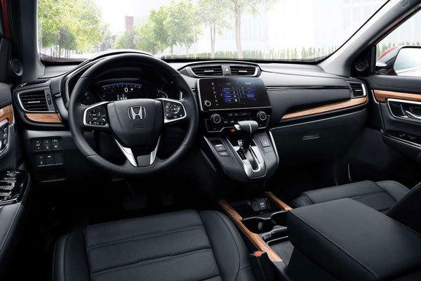 Autoshop Honda Vicenza CRV interni
