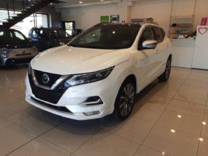 Nissan Qashqai km 0