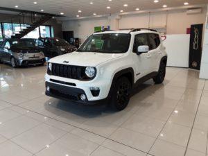 Jeep Renegade km 0