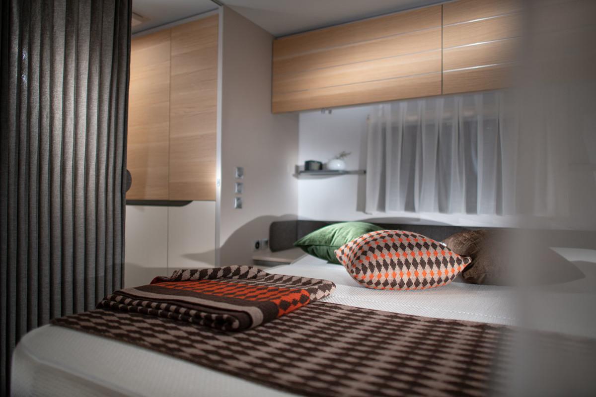 Adria Adora Camera da letto