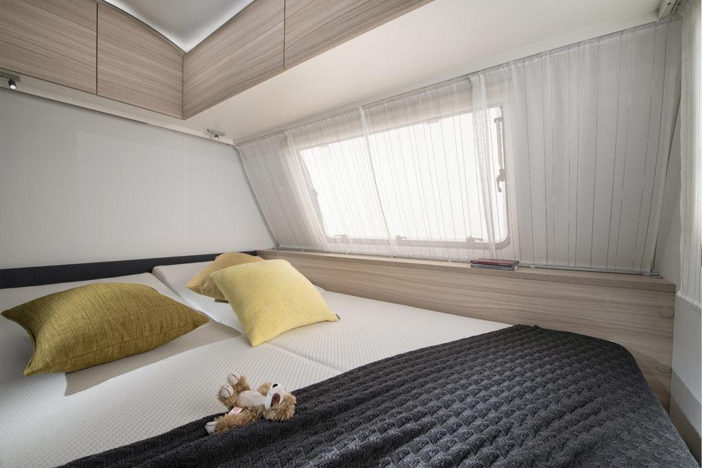 Adria Altea camera da letto