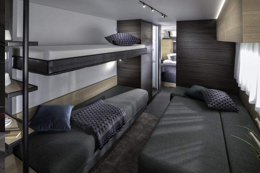 Adria Astella camera da letto