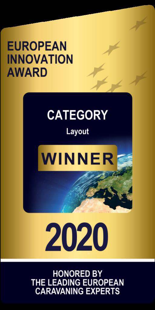 Adria European Innovation Award 2020 - Category Layout