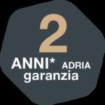 Adria Garanzia 2 anni