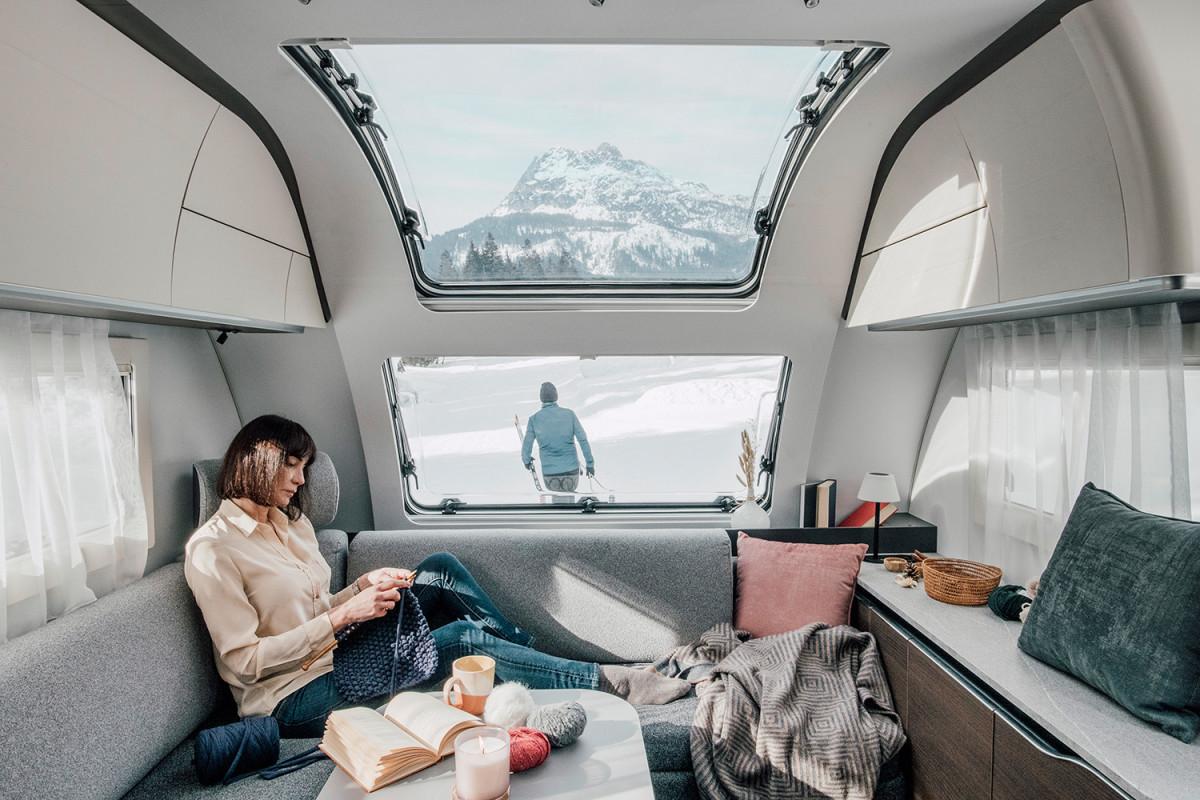 Adria Alpina 2022 home-style feeling