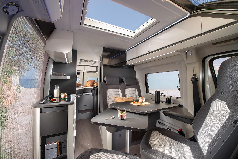 Adria Twin 2022 Interior