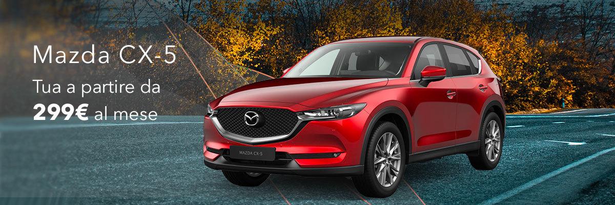 Mazda CX-5 Autoserenissima 3.0