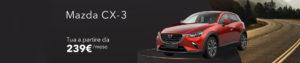 Mazda CX-3 autoserenissima 3.0