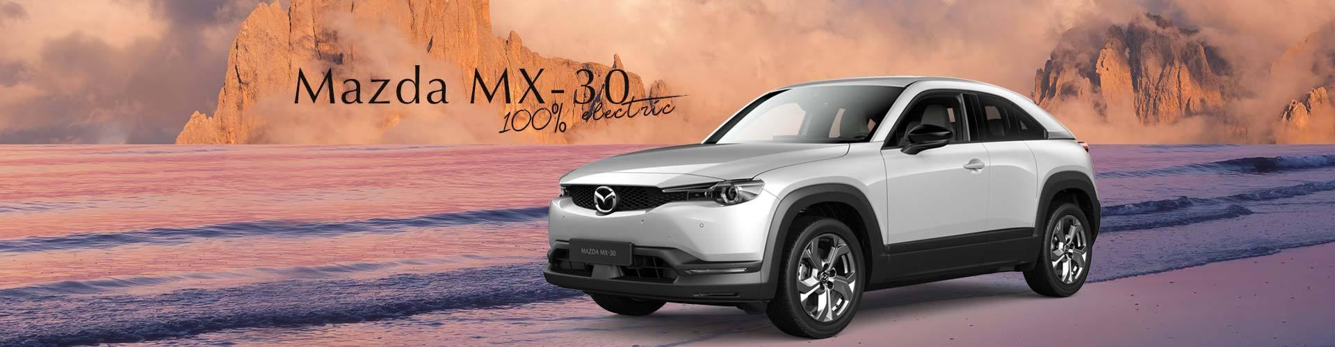 Mazda MX-30 Noleggio Autoserenissima 3.0