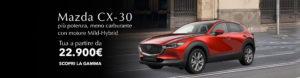 Mazda CX 30 autoserenissima 30