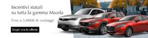 incentivi statali Mazda